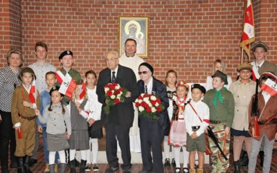 Krakowiacy pamiętają o Powstańcach Warszawskich