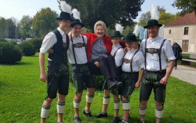 Polsko-niemieckie uroczystości w Reitenhaslach k. Burghausen